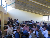 "Instytut INTL participation in Erasmus + programme ""Staff Mobility For Teaching"" in Lesotho, Africa."