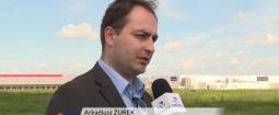 Drony pomogą w logistyce i nie tylko – reportaż TV Regionalna