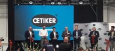 Otwarcie fabryki  Oetiker  w Legnickim Polu
