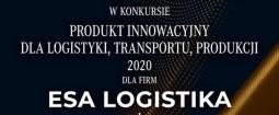 """NeuroSpace laureatem Głównej Nagrody w konkursie Eurologistics """"Produkt Innowacyjny dla Logistyki, Transportu i Produkcji 2020""""."""