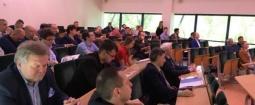 """Relacja z konferencji """"Przejazdy Kolejowo-Drogowe 2017. Nowe technologie w budowie i eksploatacji przejazdów kolejowo drogowych"""", Akademia Leona Koźmińskiego 09.05.2017"""