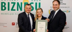 Finał VI Dolnośląskiego Plebiscytu Gospodarczego Gwiazdy Biznesu 2020