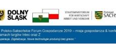 Instytut INTL na XIII edycji Polsko-Saksońskiego Forum Gospodarczego 2019 w Lipsku