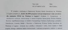 Nawiązanie współpracy projektowej Instytut INTL z Państwową Wyższą Szkołą Zawodową im. Witelona w Legnicy