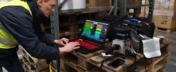 Współpraca z AMI Systems przy projekcie Photogrammetric Collision Detection System (PCDS) dla Esa Logistika