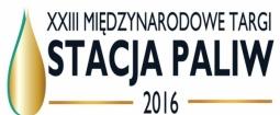 XXIII Międzynarodowe Targi STACJA PALIW 2016