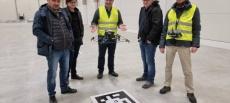 Testy mierzenia temperatury dronami NeurSpace w magazynie Unico Logistics już za nami!
