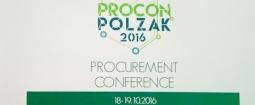 Relacja z konferencji PROCON/POLZAK 2016