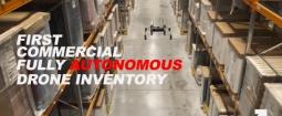 Pierwsza w Europie w 100% autonomiczna inwentaryzacja dronem NeuroSpace