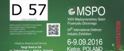 Instytut INTL na XXIV Międzynarodowym Salonie Przemysłu Obronnego (MSPO) i XXII Międzynarodowych Targach Logistycznych w Kielcach