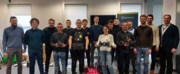 Współpraca Instytut INTL z PWSZ im. Witelona przy Centrum testowania dronów w Legnicy